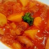 簡単★栄養たっぷりゴロッと野菜のミネストローネ