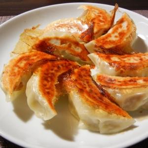 ピーマン餃子
