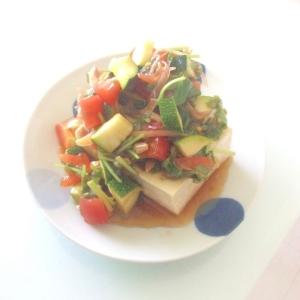 夏野菜!めんつゆとカンタン酢で簡単やみつきレシピ