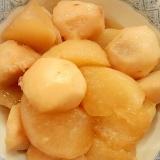 大根と里芋の煮物♪
