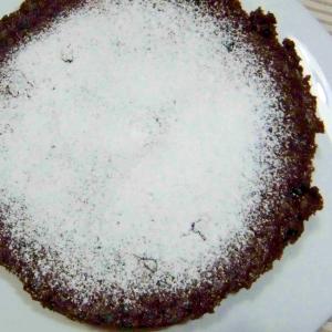 シリコンスチーマで作るレーズンチョコレートケーキ