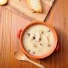 〔ひかり味噌公式〕鮭としめじの味噌ミルクスープ