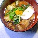 雑煮(東京下町風?)