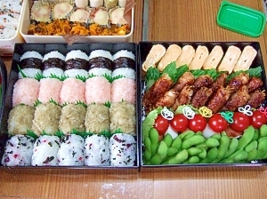 2011運動会お弁当Part1