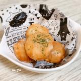 コンソメハッシュドポテト
