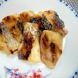 鯛の味噌漬け焼き
