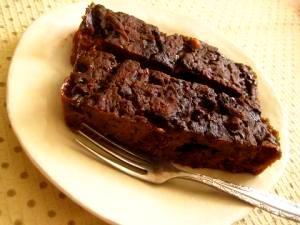 豆乳パックで☆黒豆きなこのベイクドケーキ