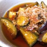 調味料の順番は大切。シンプルな茄子の煮浸し