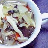 妊婦さんにおすすめ☆高野豆腐とたっぷり野菜の味噌汁