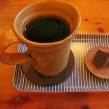 *目覚めの1杯に♪黒糖はちみつコーヒー*