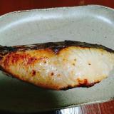サワラの塩麹焼き