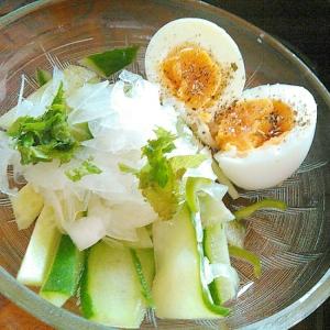 フレッシュ☆卵サラダ