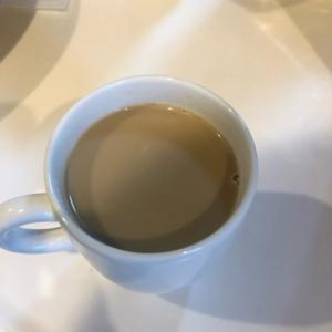 豆乳はちみつカフェオレ