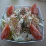 居酒屋メニュー!白菜のサラダ