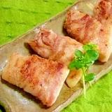 筍の豚バラ巻き