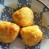 ポテサラリメイク☆チーズコロッケ