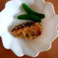 フライパンで簡単!鮭の香草パン粉焼き