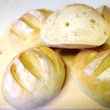 ココナッツオイルでお食事パン