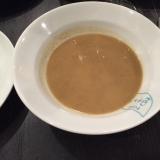 メルジメッキチョルバス(トルコ風レンズ豆のスープ)