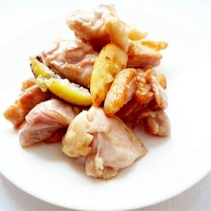 鶏もも肉のレモンソルト焼き