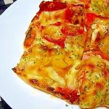 簡単で美味しい!おつまみにぴったり油揚げのピザ風