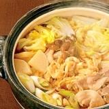 楽天マート☆豚肉と白菜の味噌仕立て鍋