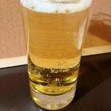 飲みやすいライチ☆ビール
