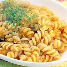 豆の旨味がたっぷりと!ひよこ豆のトマトチーズパスタ