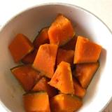 ほっこり甘いかぼちゃの煮物