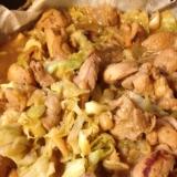 お家で簡単 岐阜の郷土料理 鶏ちゃん