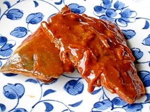 なべで煮つめるだけ すごくおいしいさばの味噌煮