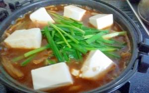 韓国風ホルモン鍋レシピ♪
