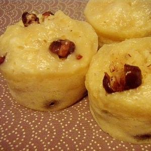 卵・バター不使用★小豆蒸しパン