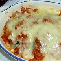 ブロッコリーとおじゃがでトマチーズグラタン