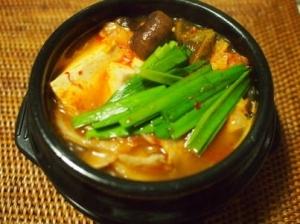 うま辛☆豆腐チゲ