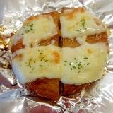 トースターで☆さつま揚げとチーズマヨ焼き☆