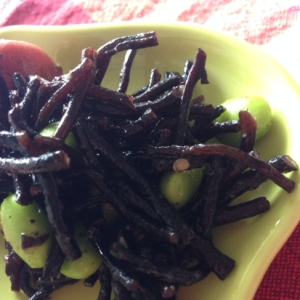 ひじきと枝豆の簡単サラダ