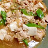 ヘルシーで美味しい◎豆腐とアスパラのチャンプル