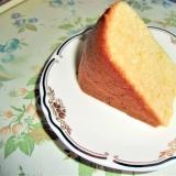 すっごくふくらむ、バナナヨーグルトの炊飯器ケーキ