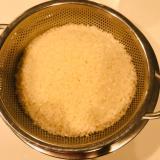 料理名人から伝授 美味しいごはんのお米の研ぎ方