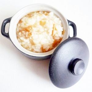 なめ茸の中華粥