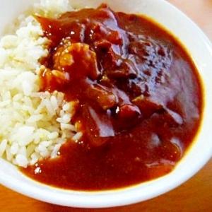 豚肉・白菜・玉ねぎのハヤシライス
