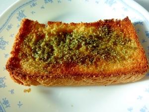 ☆懐かしい味♪ 青のりハニートースト☆