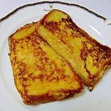 ふわふわ☆フレンチトースト
