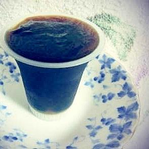 ふるふるっ♪コーヒーゼリー!