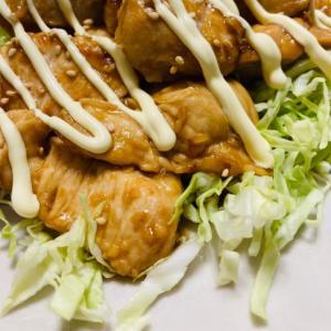 簡単☆ 鶏むね肉の甘酢煮