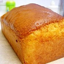 クリームチーズをざっくり^^パウンドケーキ