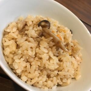 チャーシューのタレ活用☆炊き込みご飯
