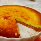 耐熱ガラス・陶器で焼くベイクドチーズケーキ