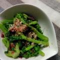 菜ばな❤和え物♪(梅干&蜂蜜&和風だし&おかか)